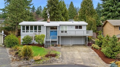 Kirkland Single Family Home For Sale: 11220 NE 59th Place