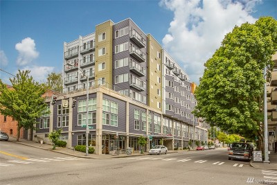 Condo/Townhouse Sold: 2440 Western Ave #503