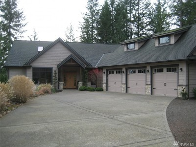 Allyn Single Family Home For Sale: 91 E Sterling Dr