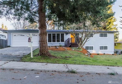 Federal Way Single Family Home For Sale: 30232 20th Ave S