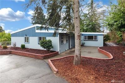 Tacoma Single Family Home For Sale: 1012 66th Ave E