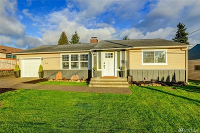 Tacoma Single Family Home For Sale: 915 N Huson St