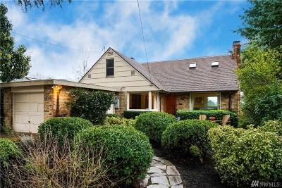 Single Family Home For Sale: 6216 53rd Ave NE