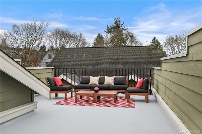 Seattle Single Family Home For Sale: 2814 E Spring St