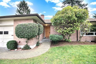 Seattle Single Family Home For Sale: 919 NW 107th St