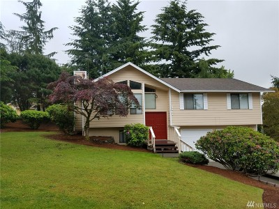 Federal Way Single Family Home For Sale: 4201 SW 328th Ct