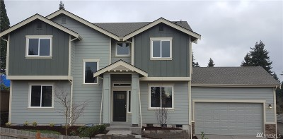 Lynnwood Single Family Home For Sale: 17914 8th Place W