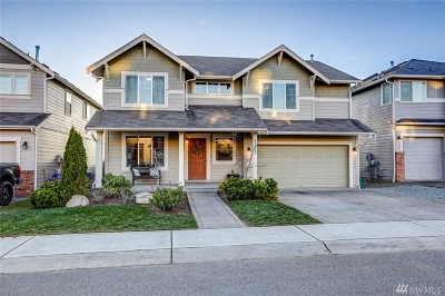 Bonney Lake Single Family Home For Sale: 12020 181st Ave E