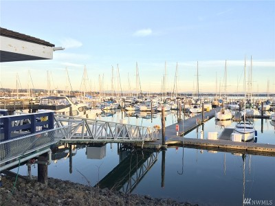 Blaine Condo/Townhouse For Sale: 9540 Semiahmoo Pkwy #M4