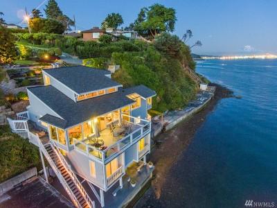 Tacoma Single Family Home For Sale: 4806 Tok A Lou Ave NE