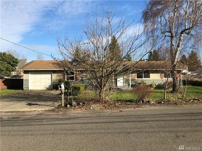 Tacoma Single Family Home For Sale: 6815 E E St