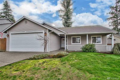 Skagit County Single Family Home For Sale: 2525 North Woods Lp