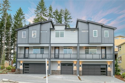 Seattle, Bellevue, Kenmore, Kirkland, Bothell Single Family Home For Sale: 1325 Seattle Hill Rd #G3