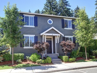 Bothell Single Family Home For Sale: 21902 37th Dr SE