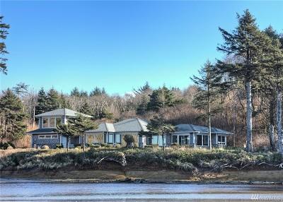 Grays Harbor County Single Family Home For Sale: 6 Diamond Dr