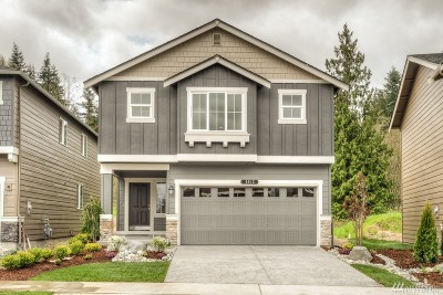 Puyallup Single Family Home For Sale: 10579 190th St E #0175