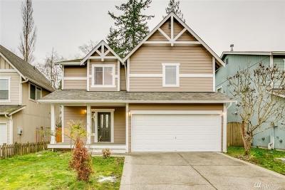 Everett Single Family Home For Sale: 22 111th St SE
