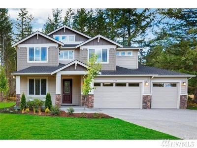 Lacey Single Family Home For Sale: 4709 Plover Ct NE