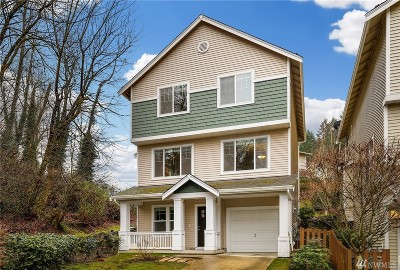 SeaTac Single Family Home For Sale: 4043 S 213th Ct