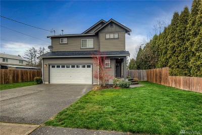 Pierce County Single Family Home For Sale: 363 S Mill St