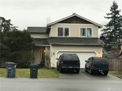 Spanaway Single Family Home For Sale: 5706 227th St E