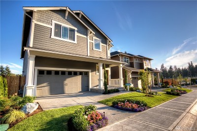 Gig Harbor Single Family Home For Sale: 4974 Admiral St #115