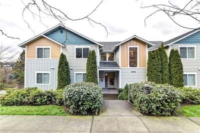 Seattle Condo/Townhouse For Sale: 843 Davis Place S #102