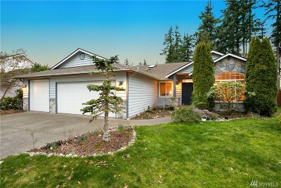 Lynnwood Single Family Home For Sale: 1310 195th St SW