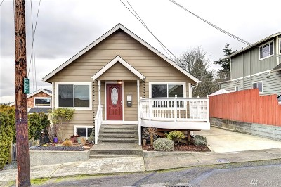 Everett Single Family Home For Sale: 3105 Tulalip Ave