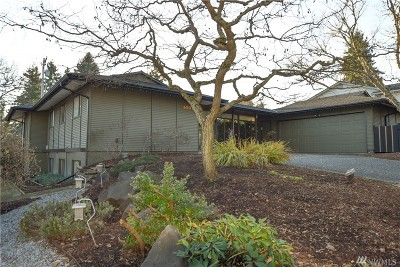 Fircrest Single Family Home For Sale: 1008 Corona Dr