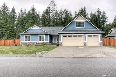 Thurston County Single Family Home For Sale: 9216 Fox Ridge Lane SE