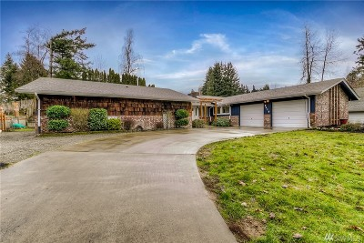 Edgewood Single Family Home For Sale: 2419 106th Ave E