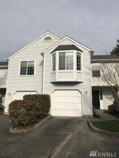 Kirkland Condo/Townhouse For Sale: 12932 103rd Place NE