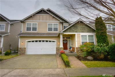Thurston County Single Family Home For Sale: 6924 Compass St SE