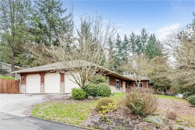Kirkland Single Family Home For Sale: 10930 126th Ave NE