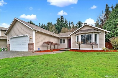 Bothell Single Family Home For Sale: 3216 201st Place SE