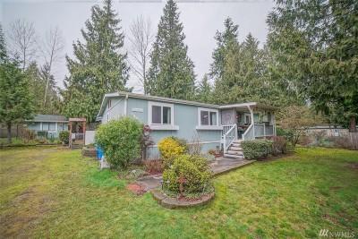 Bonney Lake WA Single Family Home For Sale: $225,000