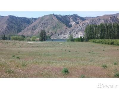 Chelan, Chelan Falls, Entiat, Manson, Brewster, Bridgeport, Orondo Residential Lots & Land For Sale: 12 Sandcastle Dr
