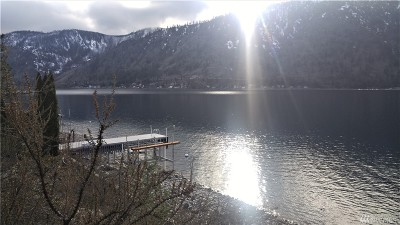 Chelan County, Douglas County Residential Lots & Land For Sale: 3689 Chelan Blvd