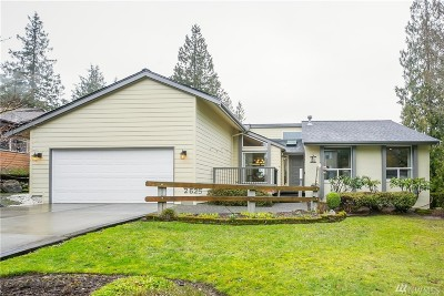 Bellingham WA Single Family Home For Sale: $525,000