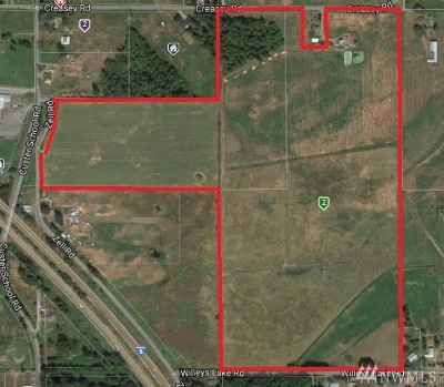 Custer Residential Lots & Land For Sale: 2747 Creasy Rd