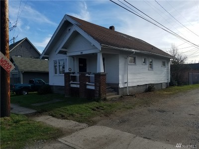 Tacoma Single Family Home For Sale: 1008 S 37th St