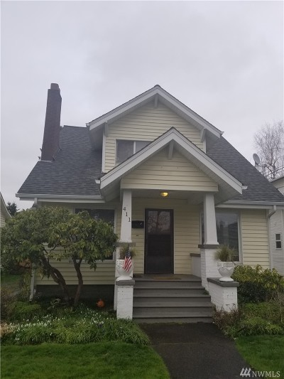 Puyallup Rental For Rent: 411 5th Ave NW