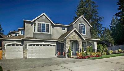 Sammamish Single Family Home For Sale: 3451 223rd Ave SE