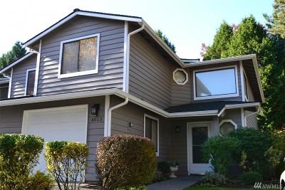 Redmond Condo/Townhouse For Sale: 4013 159th Ave NE