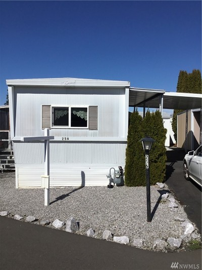 Bellingham Mobile Home For Sale: 1200 Lincoln St #256