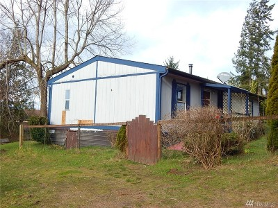 Port Ludlow WA Single Family Home For Sale: $79,000