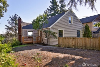 Seattle Single Family Home For Sale: 13504 3rd Ave NE