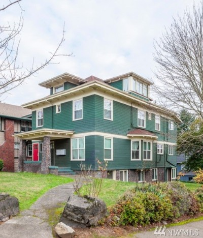 Seattle Multi Family Home For Sale: 5204 18th Ave NE