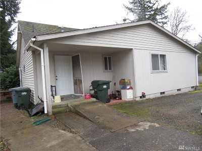 Tacoma Single Family Home For Sale: 703 Brookdale Rd E